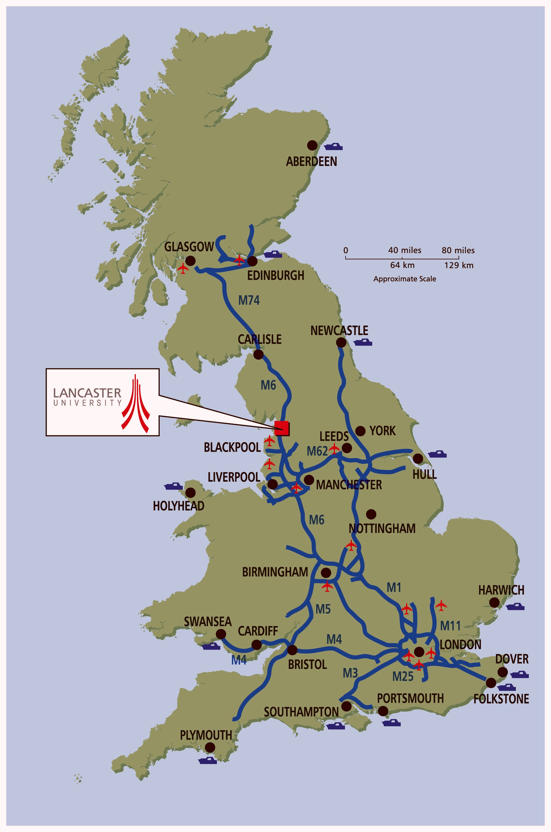 Map Uk Lancaster HBHG – England Travel Map