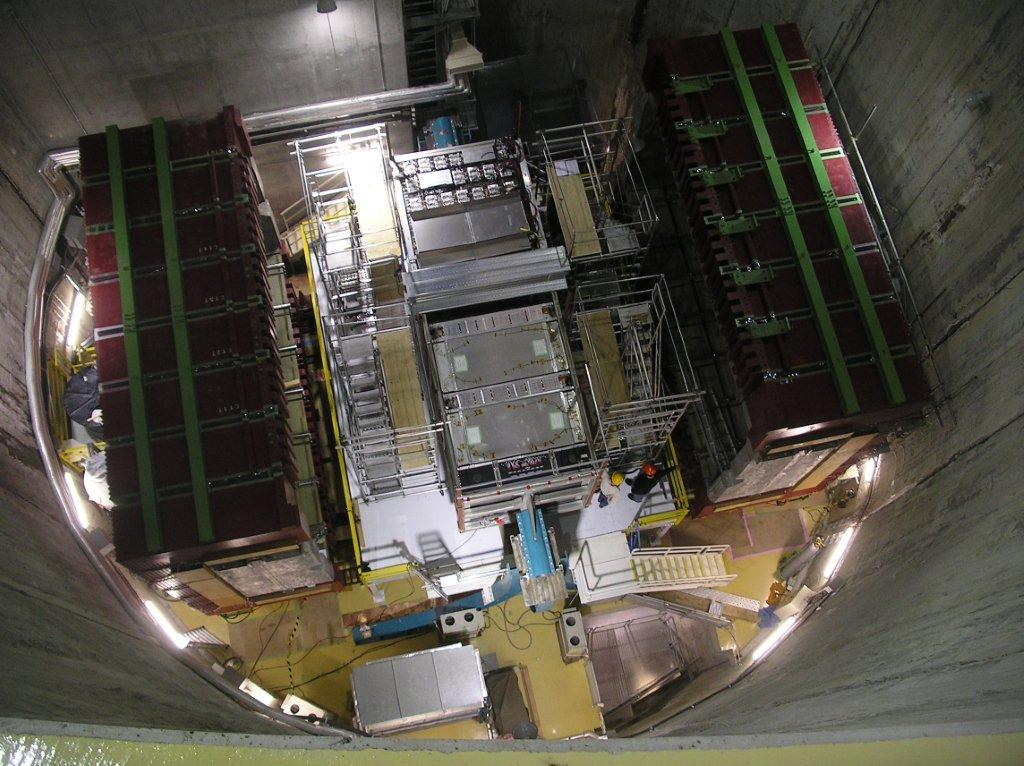 Construction of the ND280 which charcterises the off-axis neutrino beam at J-PARC