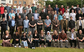 Physics staff